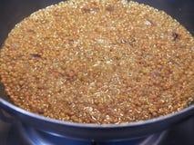Lentils pulse grain legume (Lens Culinaris) legumes vegetables food Stock Photo