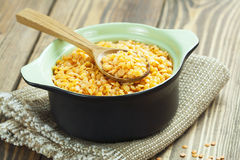 Lentils Royalty Free Stock Image