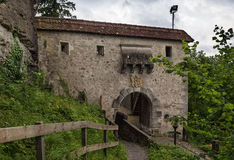 Lenzburg Castle, Switzerland Stock Images