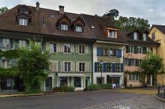 Lenzburg, Suiza Imágenes de archivo libres de regalías