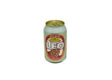 Leo Beer immagine stock libera da diritti