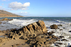 Leo Carrillo State Beach, Malibu California Royalty Free Stock Images