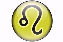 Leo horoskop Fotografia Royalty Free