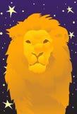 leo lion Royaltyfri Bild