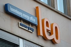 Leo, Luxembourg Stock Image