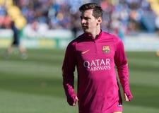 Leo Messi fotografía de archivo libre de regalías