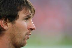 Leo Messi de FC Barcelona Fotografia de Stock