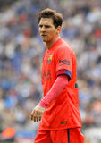 Leo Messi de FC Barcelona Foto de archivo