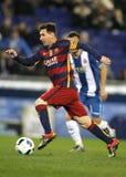Leo Messi de FC Barcelona Fotografia de Stock Royalty Free