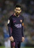 Leo Messi de FC Barcelona fotos de archivo