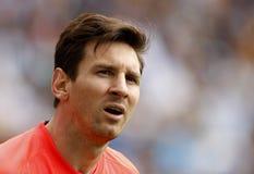 Leo Messi di FC Barcellona Fotografie Stock Libere da Diritti