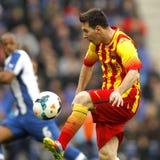 Leo Messi of FC Barcelona Stock Photography