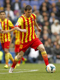 Leo Messi of FC Barcelona Royalty Free Stock Photography