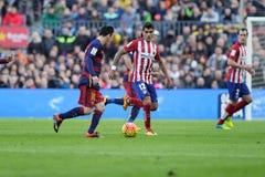 Leo Messi of FC Barcelona Stock Image