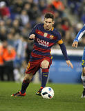 Leo Messi of FC Barcelona Stock Photos