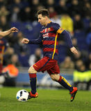 Leo Messi of FC Barcelona Stock Photography