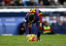 Leo Messi of FC Barcelona Royalty Free Stock Image