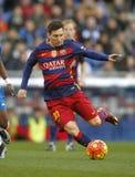 Leo Messi of FC Barcelona Stock Photo