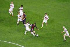 Messi Fotografering för Bildbyråer