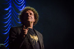 Leo Sayer Lizenzfreie Stockfotos