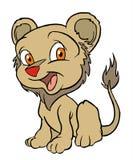 Leo Sign. Babys Zodiac Stock Images