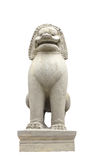 Leo statue Royalty Free Stock Photos