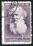 Leo Tolstoy Stock Image