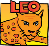Leo Royalty Free Stock Photography