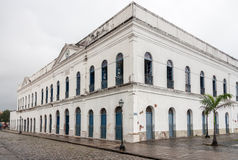 Leoes Palace Sao Luis do Maranhao Brazil royalty free stock images