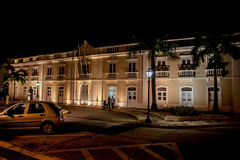 Leoes Palace Sao Luis do Maranhao Brazil Royalty Free Stock Photo