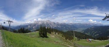 Leogang, Austria Immagini Stock