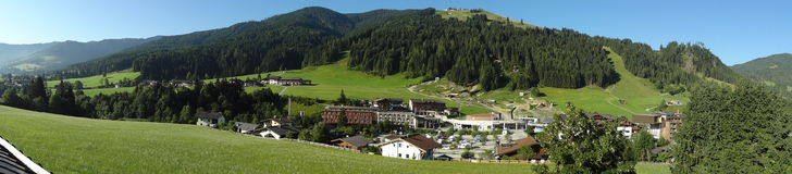 Leogang, Austria Royalty Free Stock Image