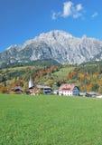 Leogang,Salzburger Land,Alps,Austria Stock Image
