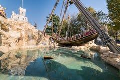 Leolandia es un parque de atracciones italiano famoso por la miniatura foto de archivo