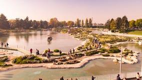 Leolandia is an Italian amusement park famous for the miniature Royalty Free Stock Photo