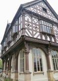 Corner of the Grange. Leominster Herefordshire England united kingdom stock photos
