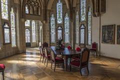 Leon, Astorga, Αρχιεπίσκοπος Palace Στοκ Εικόνες