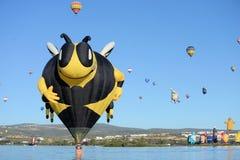 Free Leon Ballon Festival Stock Photography - 35417422