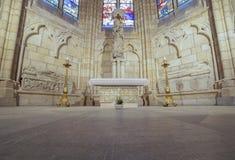 Leon Cathedral indoor. Spain