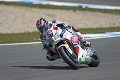 Leon haslam #91 stock photo
