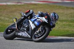 Leon Haslam Winner Race 2 Kyalami Royalty Free Stock Photography