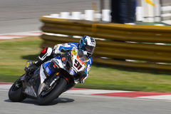 Leon Haslam Winner Race 2 Kyalami Royalty Free Stock Photography