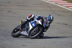 Leon Haslam Winner Race 2 Kyalami Stock Photos