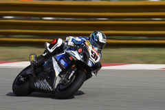 Leon Haslam Winner Race 2 Kyalami Royalty Free Stock Images