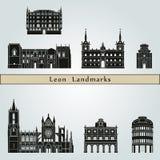 Leon Landmarks Stock Photography