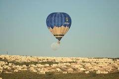 Leon mexico Ballon Festival royalty free stock image
