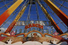 Leon, Mexiko 13. Januar 2017: Karnevalsspiel Stockfoto