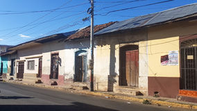 Leon Nicaragua Royaltyfria Bilder