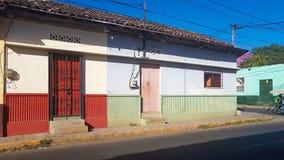 Leon Nicaragua Royaltyfri Foto