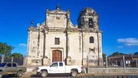 Leon Nicaragua Arkivfoton